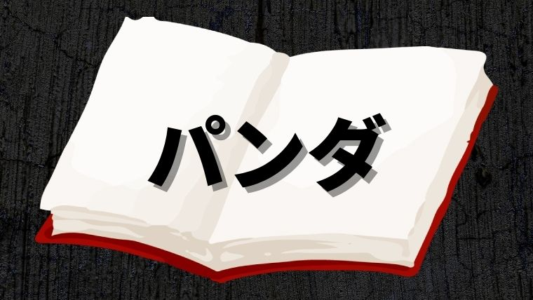 【呪術廻戦】パンダ(ぱんだ)とは